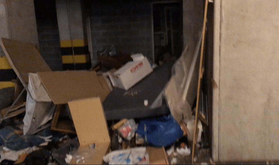 Logements sociaux du quartier de l'Aulne: une situation sanitaire et de sécurité intenable
